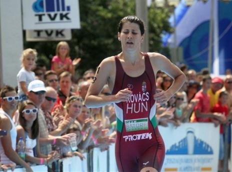 triatlon versenyző