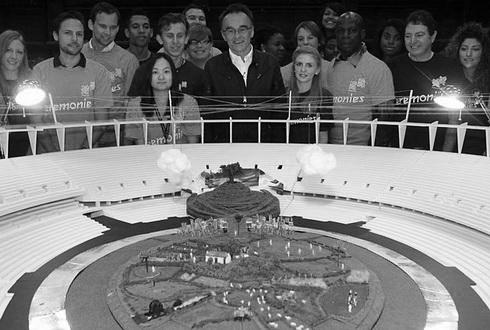 London 2012 olimpiai megnyitó bemutató