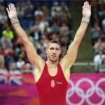 Berki Krisztián olimpiai bajnok