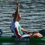 Kozák Danuta olimpiai aranyérmes